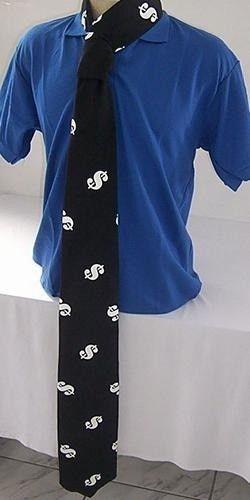 gravata gigante