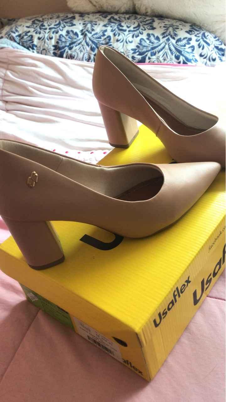Meu Sapato de noiva #escolhasdalari - 1