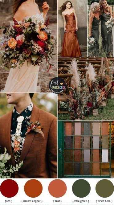 Casamento de Dia Terracota - 2