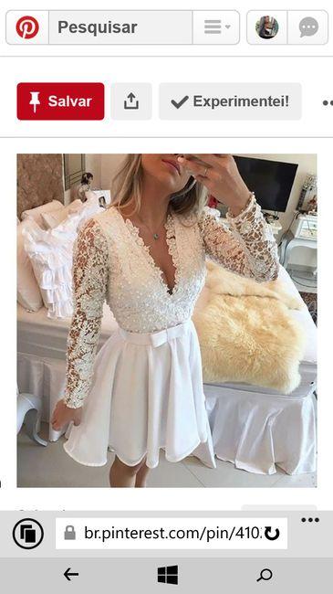 Vestido Pro Casamento Civil Minhas Inspirações