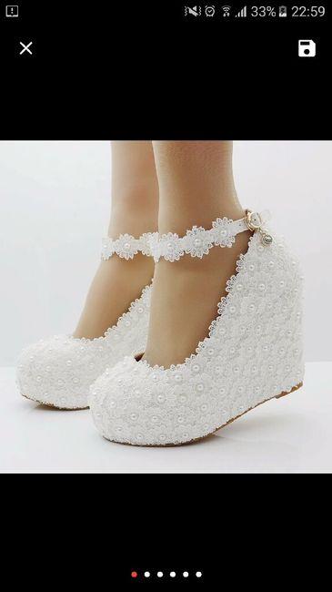 Indicação sapato de noiva 1