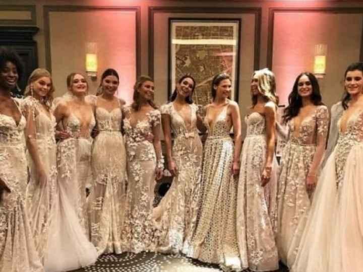 Cor dos vestidos das madrinhas - 2