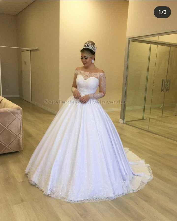 Me ajudem a escolher o vestido - 1
