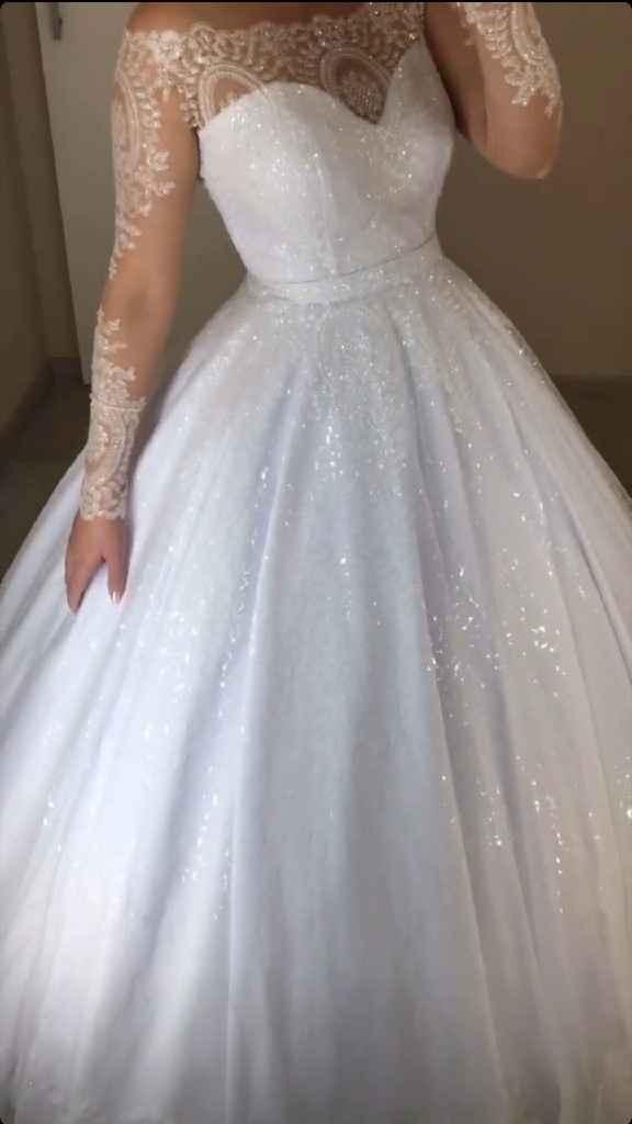 Me ajudem a escolher o vestido - 2