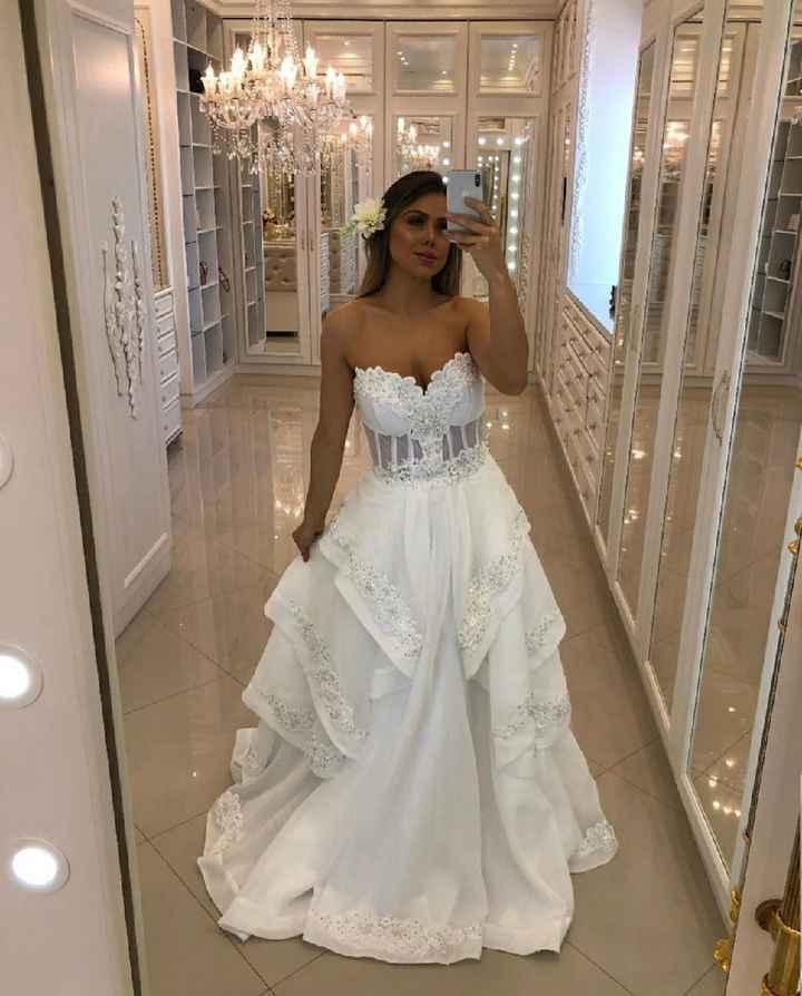 Me ajudem a escolher o vestido - 6