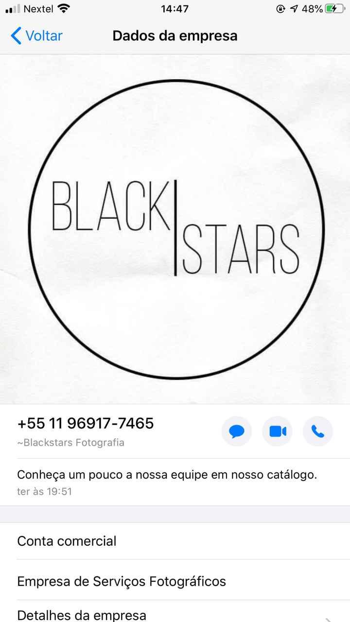 Fotografia Blackstars - 1