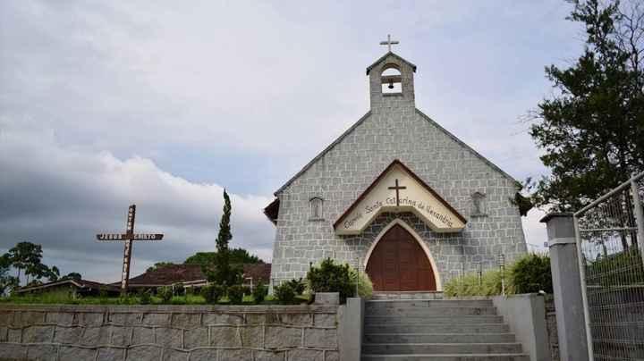 Capela Santa Catarina De Alexandria