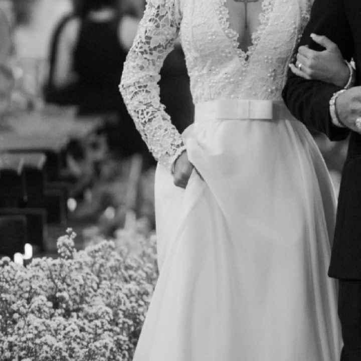 Venda de vestido de noiva. - 3