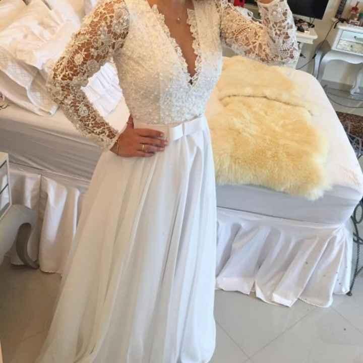 Venda de vestido de noiva. - 4