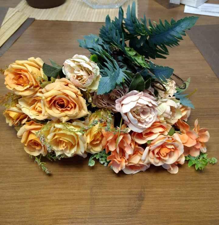 Buquê de flores naturais ou artificiais? - 1