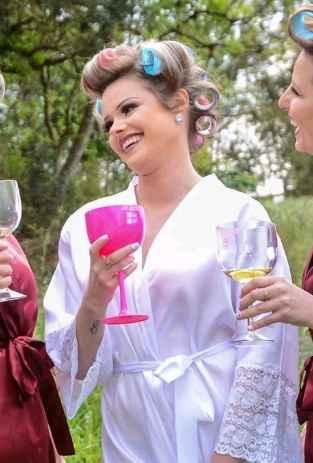 Minhas escolhas para o dia de noiva - Marília Melo - 3