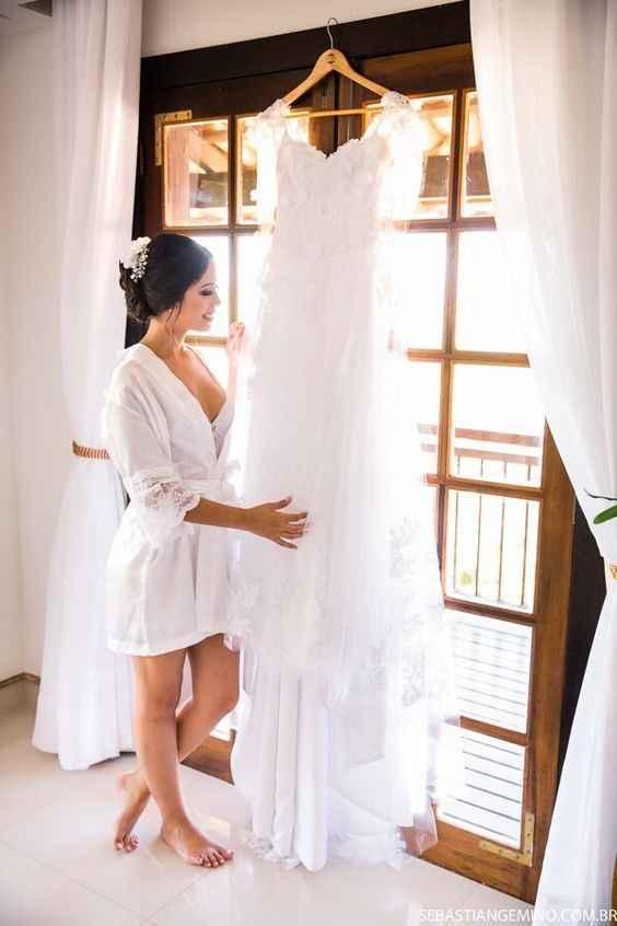 Minhas escolhas para o dia de noiva - Marília Melo - 4
