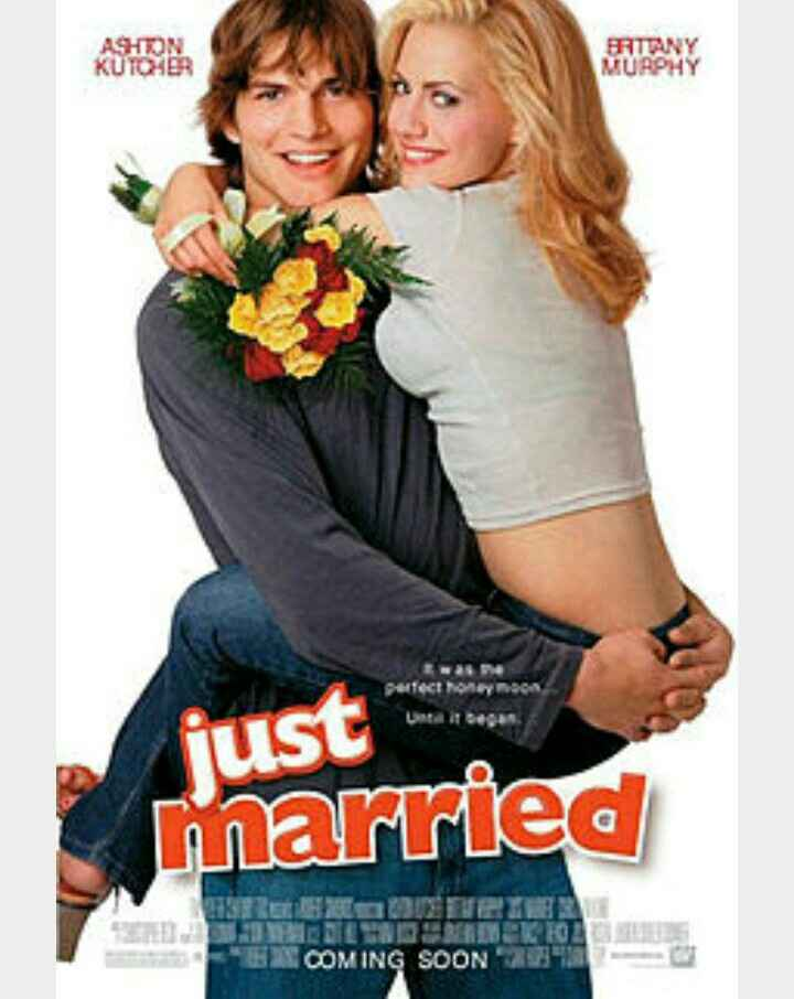 Filmes de casamentos. - 7