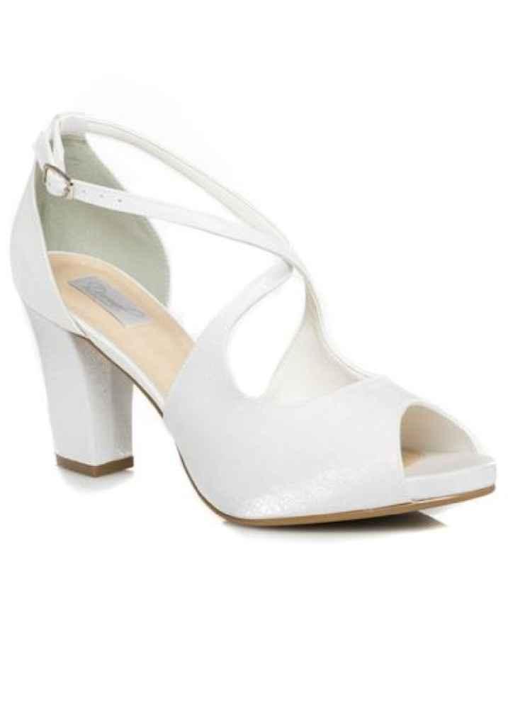 Meu sapato de noiva!  #vemver - 1