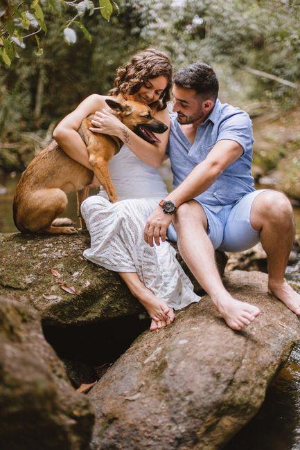 Ensaio fotográfico de pré casamento: feito ao ar livre ou em um estúdio? 5