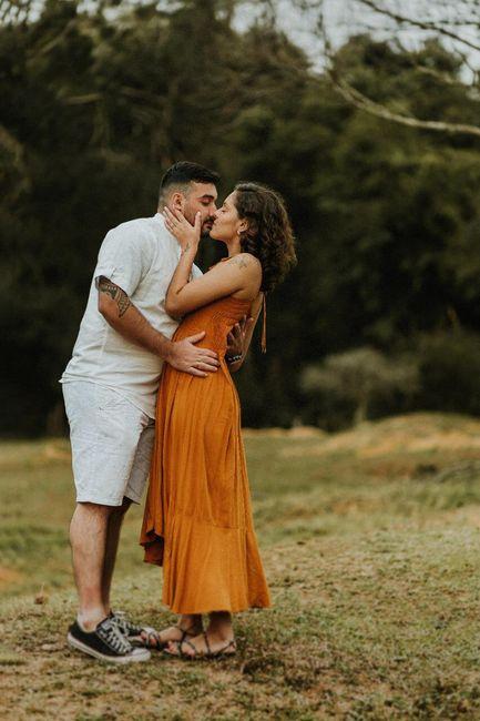 Ensaio fotográfico de pré casamento: feito ao ar livre ou em um estúdio? 6