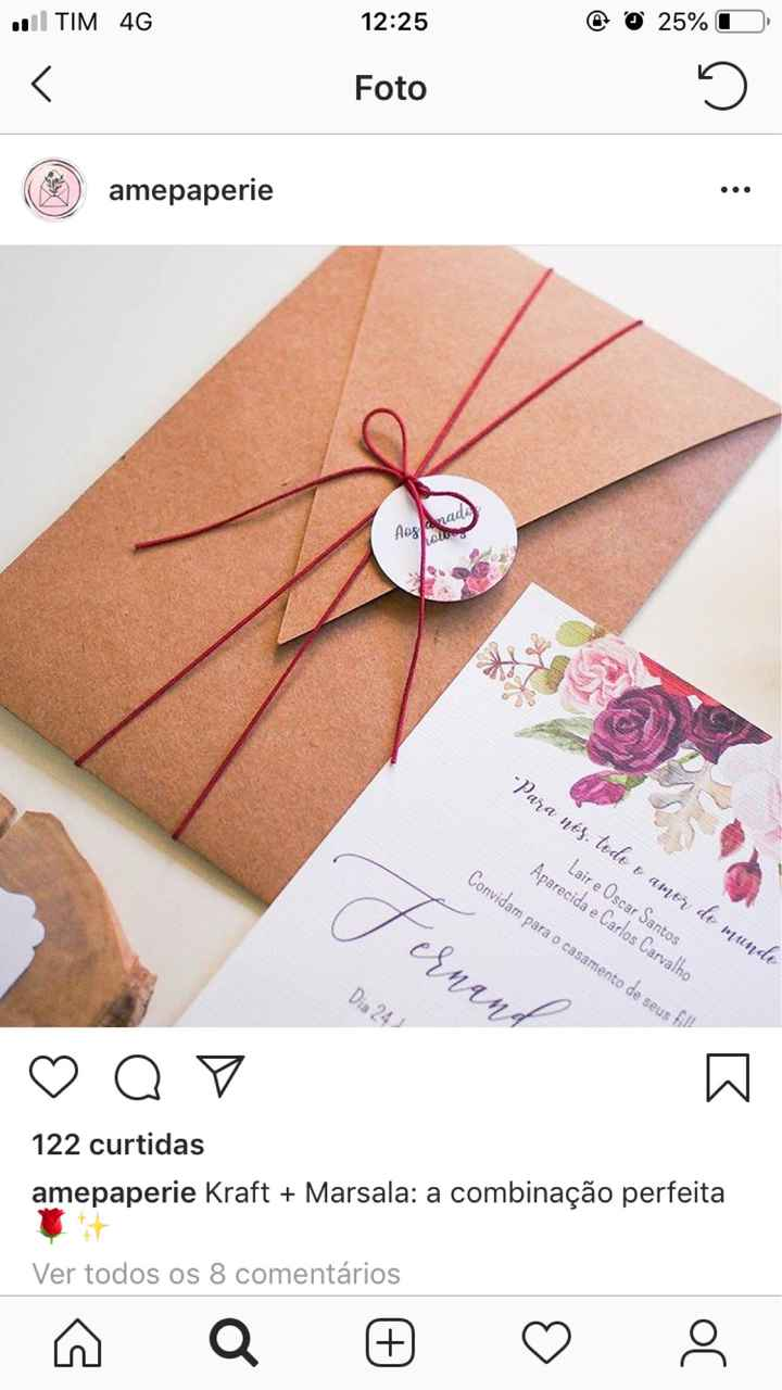 Meus convites! ❤️ - 2