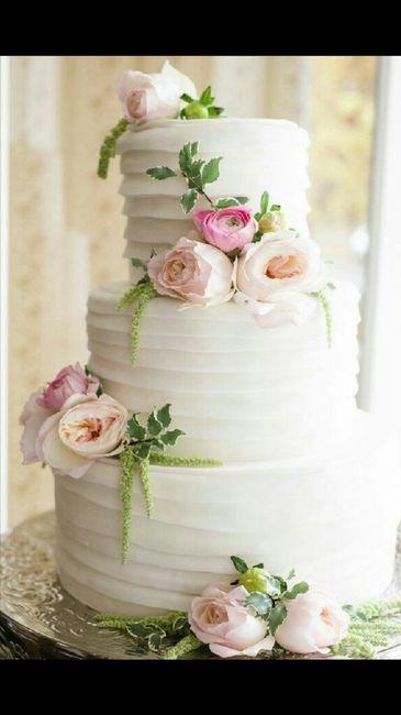 Dúvida com o bolo de casamento 1