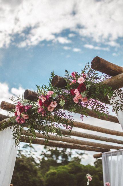 Inspiração: decoração marsala e rosa chá 4