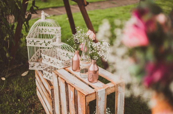 Inspiração: decoração marsala e rosa chá 12