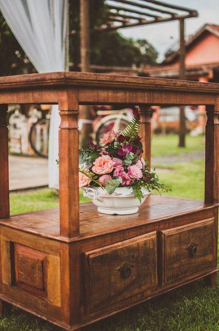 Inspiração: decoração marsala e rosa chá 14