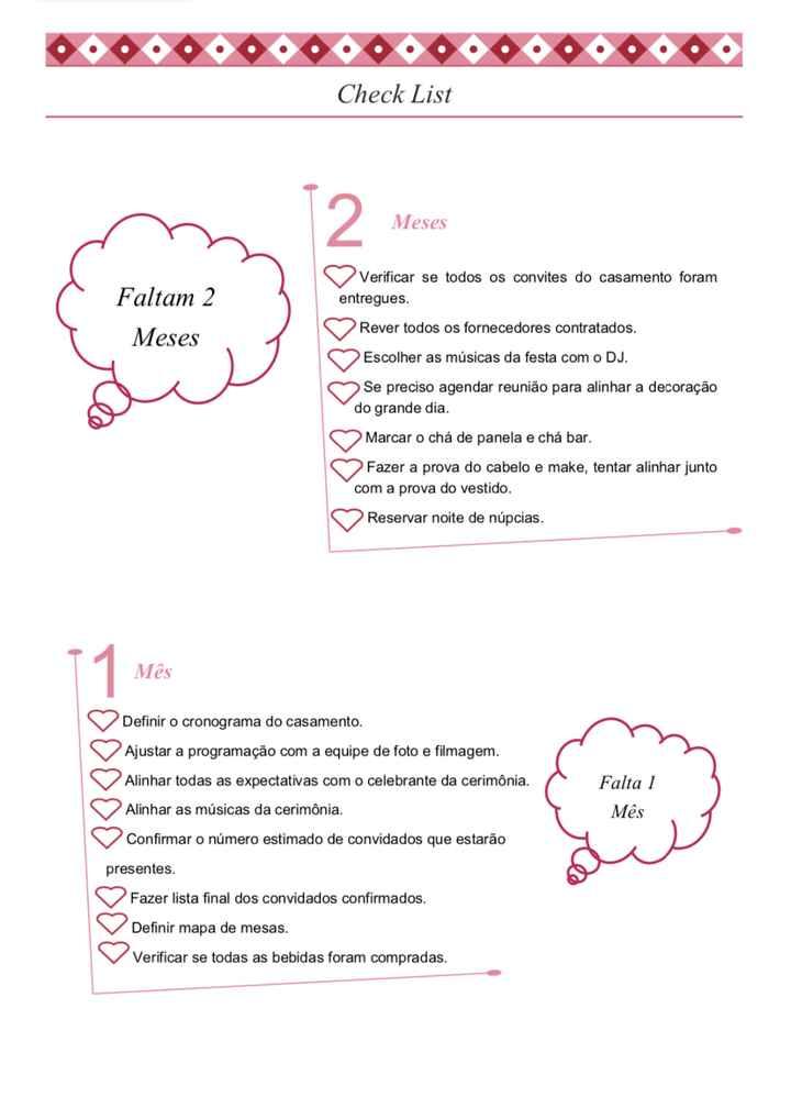 Check List - Personalizado - 2