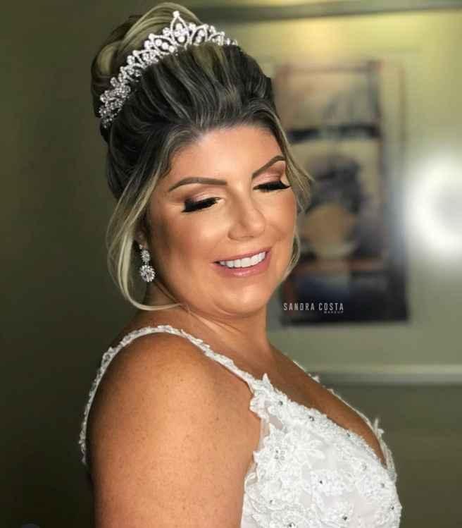 Minhas escolhas para o dia de noiva - Emily 2