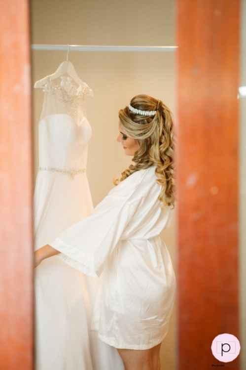 Minhas escolhas para o dia de noiva - Emily 5