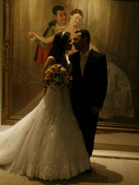 o tempo voooooooooa, 1 mês de casados ❤ #casamentofofinhaefofinho 1