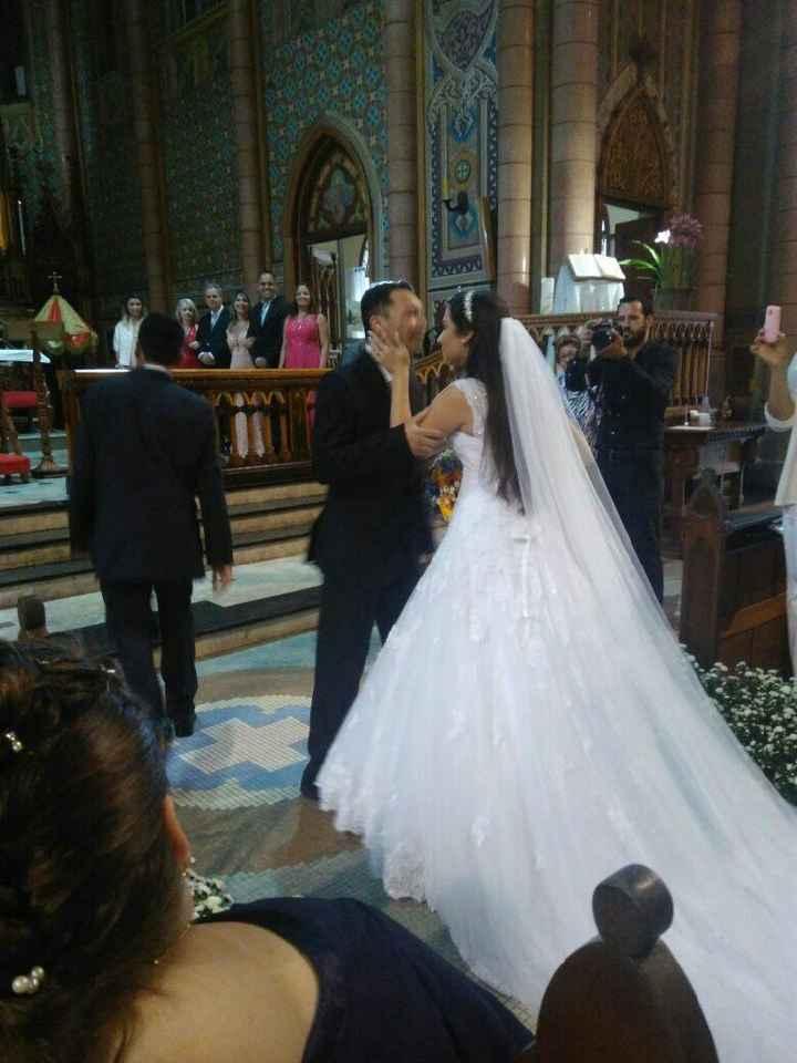 Casei!!!!! #casamentofofinhoefofinha - 2