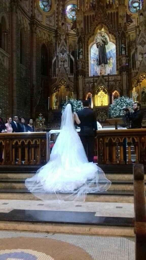 Casei!!!!! #casamentofofinhoefofinha - 4