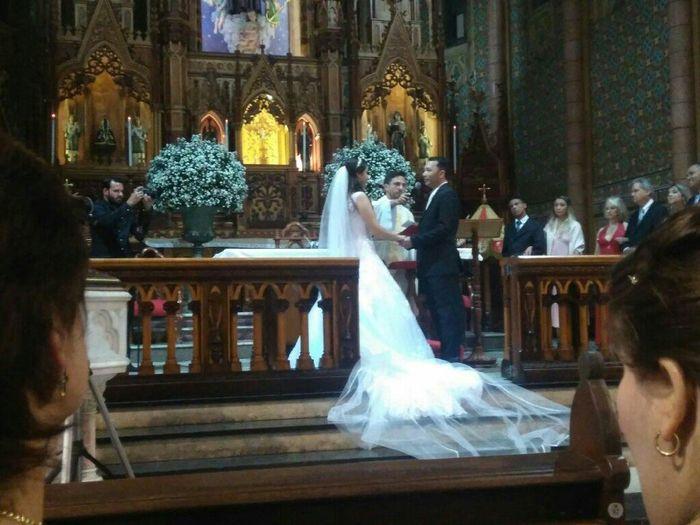 Casei!!!!! #casamentofofinhoefofinha - 3