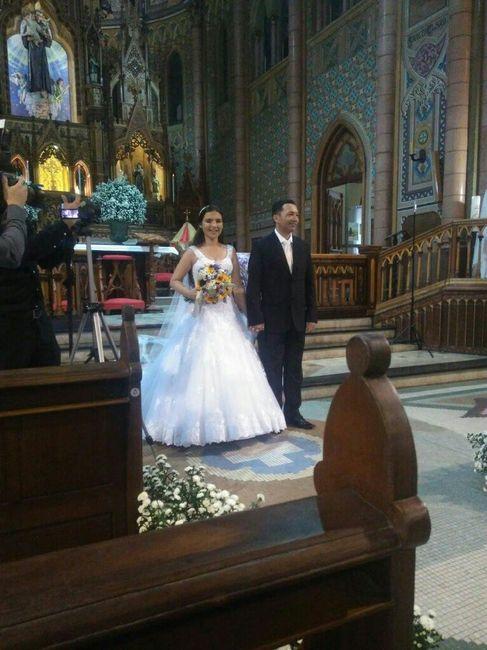 Casei!!!!! #casamentofofinhoefofinha - 5