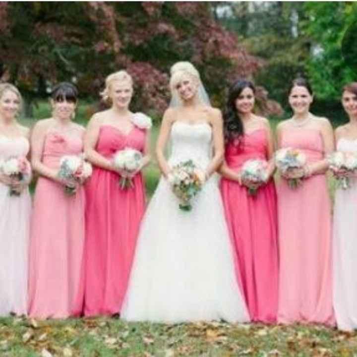 Escolhendo a cor do casamento - 2