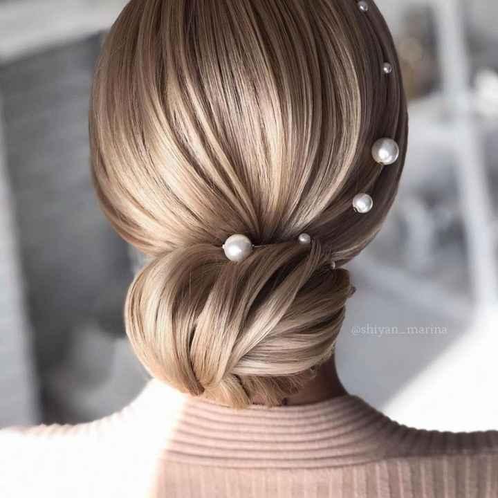 Penteado noiva ❤️ - 1