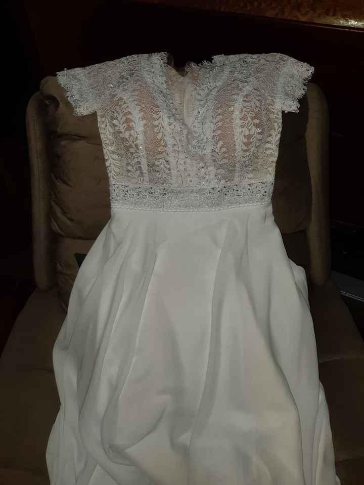 Chegou meu vestido Maison Milani - 3
