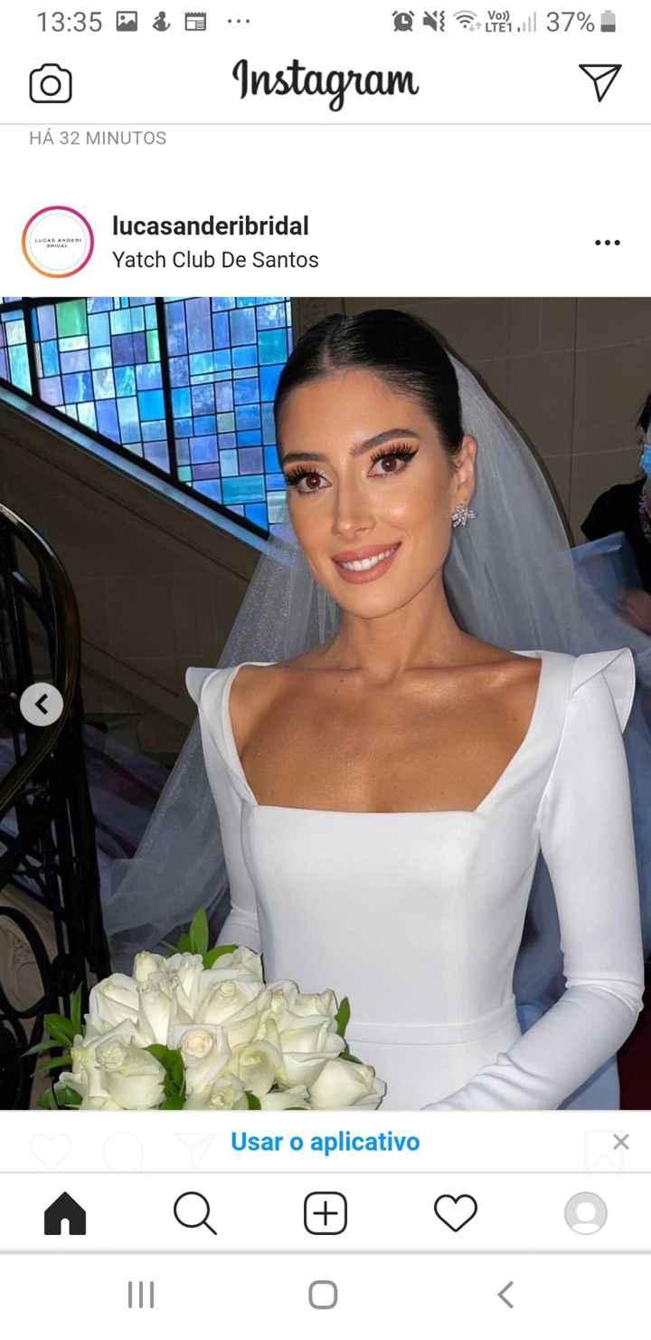 Maquiagem para casamento - 1