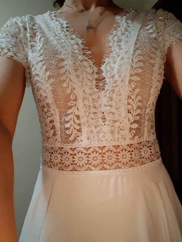 Vestido de noiva online - 1