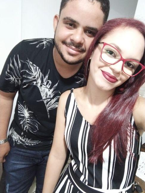 Eu e meu amor!