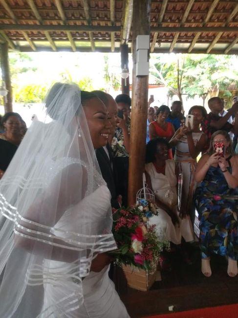 Meu casamento. 1
