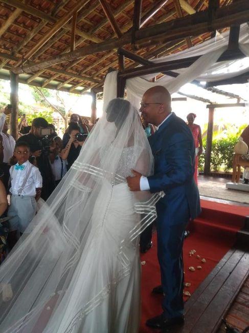 Meu casamento. 3
