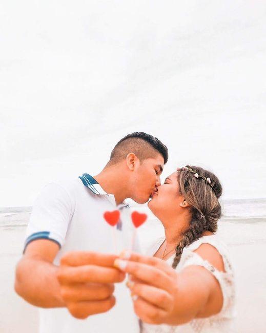 Mais um pouquinho do Pré Wedding - 2