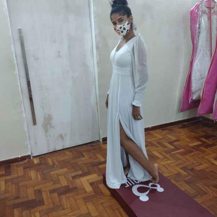 Prova dos vestidos, #vemver. 😍 - 4