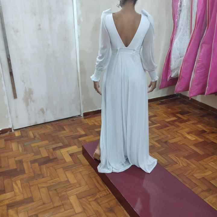 Prova dos vestidos, #vemver. 😍 - 5