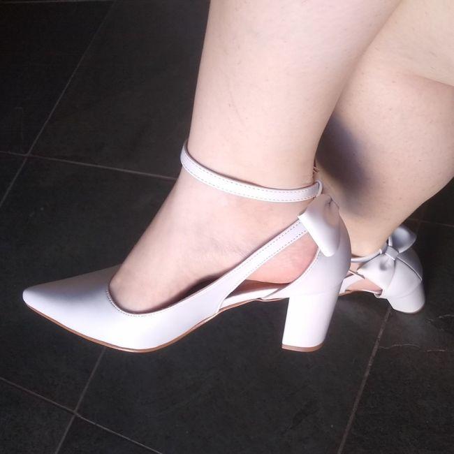 Qual sapato usar no grande dia ? 2