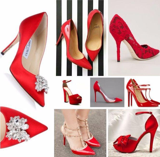 2616ad657 Cores para o sapato de noiva