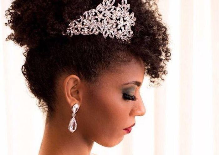 Penteado para cabelos Black 3