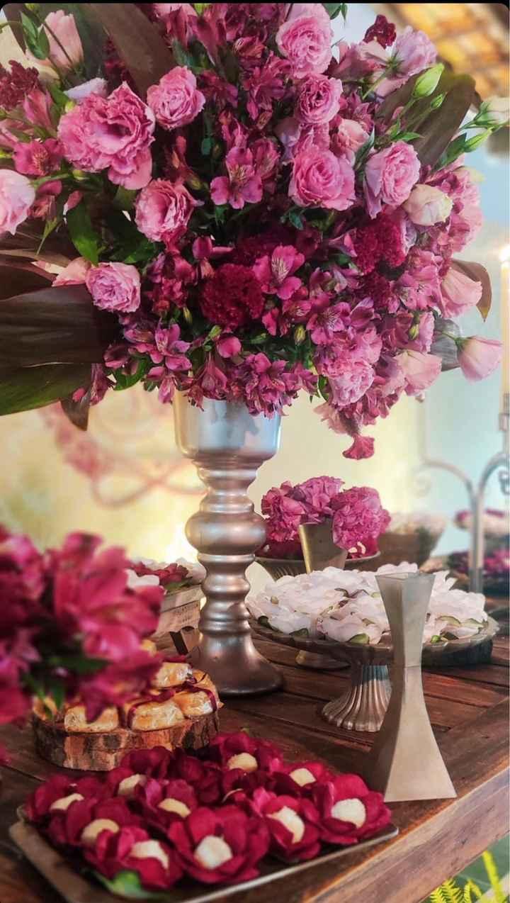 Detalhes decoração / pajens e damas - 7