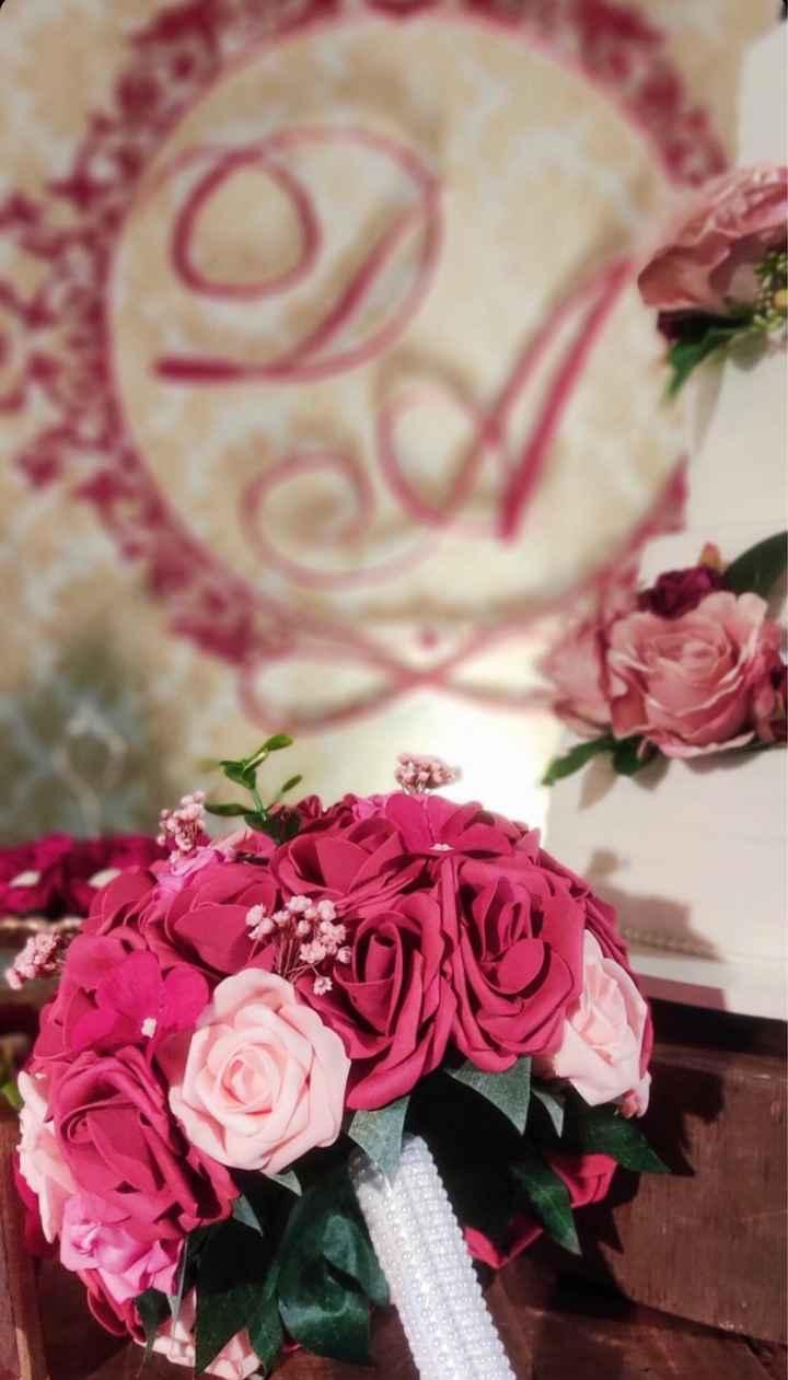 Detalhes decoração / pajens e damas - 9