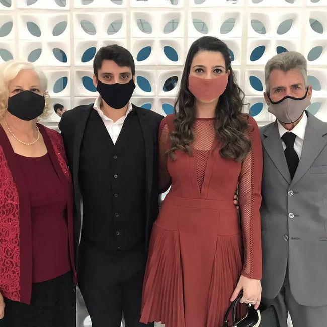 Casadinhos no cartório #oficialmentecasados ❤️🙏🏻 3